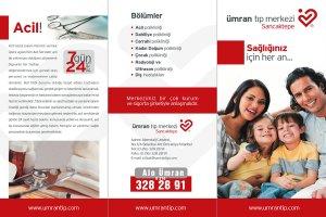 Ümran Tıp Merkezi Broşür