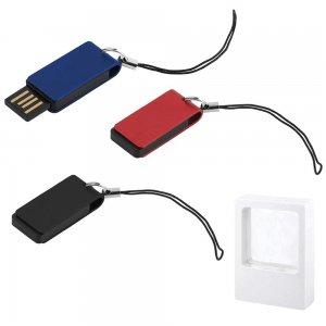 7232-16GB Mekanizmalı Alüminyum USB Bellek