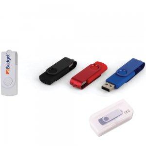 7244-8GB Metal Renkli USB Bellek