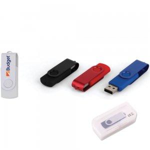 7244-16GB Metal Renkli USB Bellek