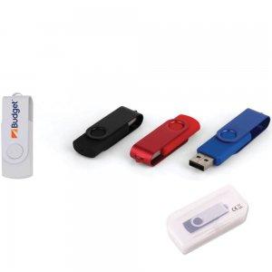 7244-32GB Metal Renkli USB Bellek
