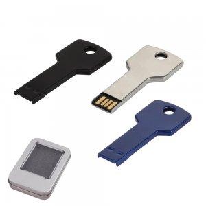 7250-16GB Metal Anahtar USB Bellek