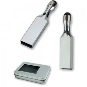 7255-8GB Metal USB Bellek Touchpen