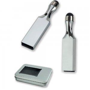 7255-16GB Metal USB Bellek Touchpen