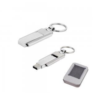 7274-16GB Metal Anahtarlık USB Bellek