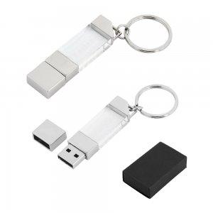 7291-16GB Kristal USB Bellek