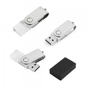 7292-16GB Kristal USB Bellek