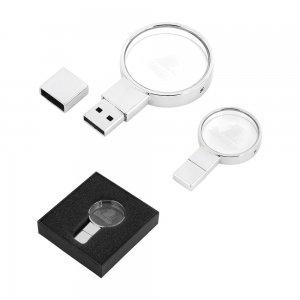 7293-16GB Kristal USB Bellek