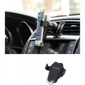 7302 Araç İçi Wireless Şarj Cihazı