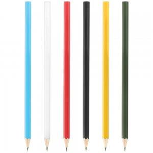 1396 Köşeli Renkli Kurşun Kalem