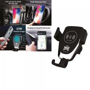 7305 Araç İçi Wireless Şarj Cihazı